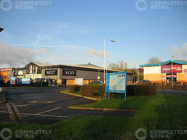Enham Arches Retail Park - Picture 1