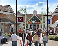 Thumbnail image of Freeport Braintree Outlet Shopping Village